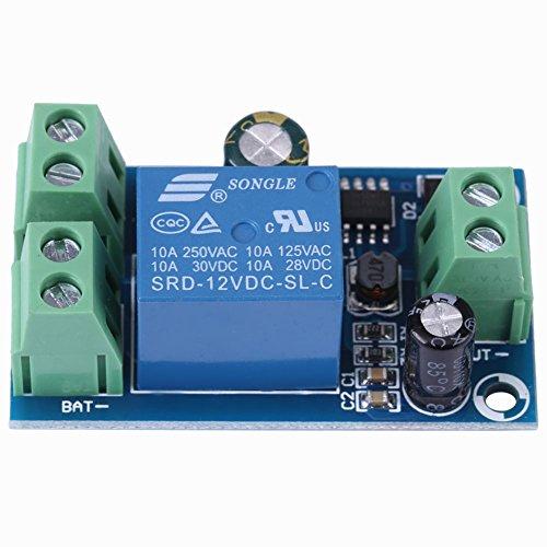 DC 12V 24V 36V 48V 10A Netzteil Batterie Lade Controller Modul Notfall Automatische Schaltermodul