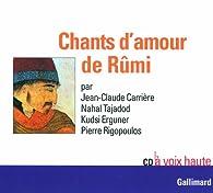 Chants d'amour par Jean-Claude Carrière