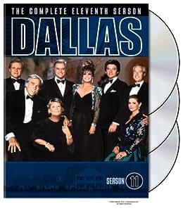 Dallas - Season 11 [DVD] [2009]