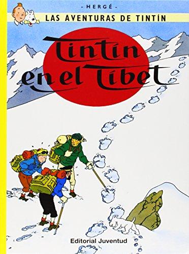 C- Tintín en el Tíbet (LAS AVENTURAS DE TINTIN CARTONE) por HERGE-TINTIN CARTONE IV