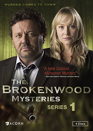 The Brokenwood Mysteries - Series 1