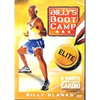 Billy's Boot Camp: Elite 8 Minute Supercharge Cardio