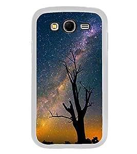 Starry Night 2D Hard Polycarbonate Designer Back Case Cover for Samsung Galaxy Grand I9082 :: Samsung Galaxy Grand Z I9082Z