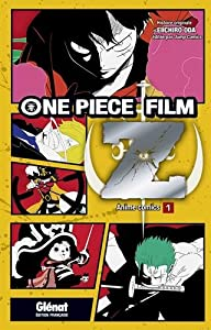 One piece Film Z Edition simple Tome 1