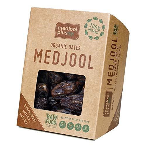 1 kg Bio, Organisch Medjool Datteln, Classic Mittel