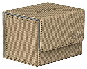 Ultimate Guard ugd010763Sidewinder 100+ Tamaño estándar Xenoskin Sand