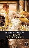 Au temps de l'innocence par Wharton
