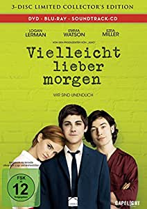 Vielleicht lieber morgen - Limited Collector's Edition [Blu-ray + DVD + Soundtrack CD] [Limited Edition]