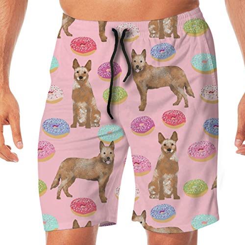 68efe115b2791 Australian Cattle Dog DonutsDonuts, Dog Donut, Food, Cute Dog, Pet  FriendlyRed HeelerPink