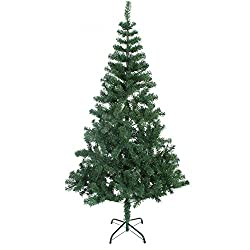 Stylla Generic Artificial Christmas Tree 6 ft Iron Stand