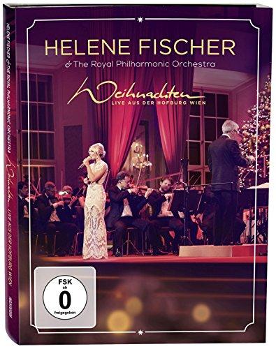 Helene Fischer – Weihnachten – Live aus der Hofburg Wien (DVD, mit dem Royal Philharmonic Orchestra)