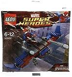 LEGO Super Heroes: Spider-Man Glider Setzen 30302 (Beutel)