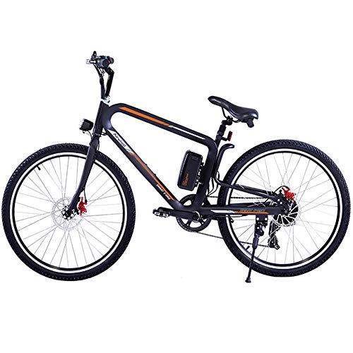LYGID Bicicleta eléctrica Trekking 26