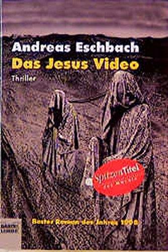 Das Jesus Video (en allemand) par Eschbach Andrea