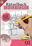 Logical-Rätselbuch 01 (Logik-Rätsel)