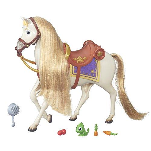 Hasbro Disney Prinzessin B5307ES0 - Disney Prinzessin märchenhaftes Pferd Maximus, Puppe