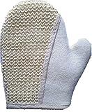 Exfoliation Glove Mitt Skin Body Face Shower Bath Scrub Massage
