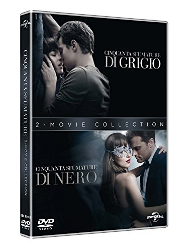 Cinquanta Sfumature. Volume 1-2 (2 DVD)
