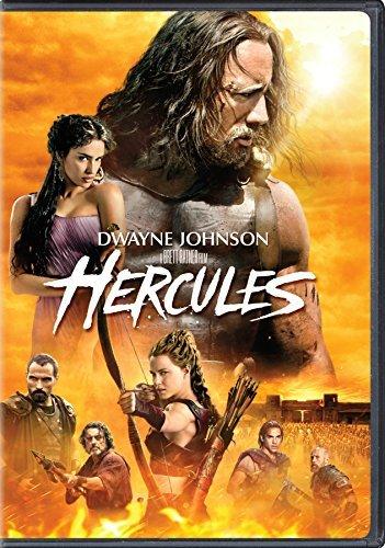 Hercules by Dwayne Johnson