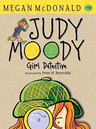 Judy Moody, Girl Detective por Megan McDonald