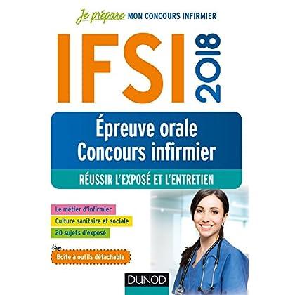 IFSI 2018 - Epreuve orale concours infirmier - Réussir l'exposé et l'entretien