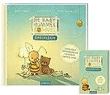 Ars Edition Baby Hummel Bommel: Babyalbum Gebundene Ausgabe + Die Baby Hummel Bommel: 30 Meilenstein-Karten Taschenbuch