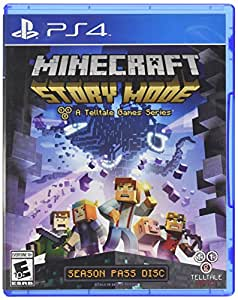 Minecraft: Story Mode (PS4)