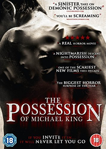 Possession of Michael King, The [DVD] by Shane Johnson