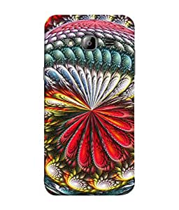 PrintVisa Designer Back Case Cover for Samsung Galaxy On7 G600Fy :: Samsung Galaxy Wide G600S :: Samsung Galaxy On 7 (2015) (Architecture Decoration Architect Pattern Colorful Medieval Beautiful Religion)