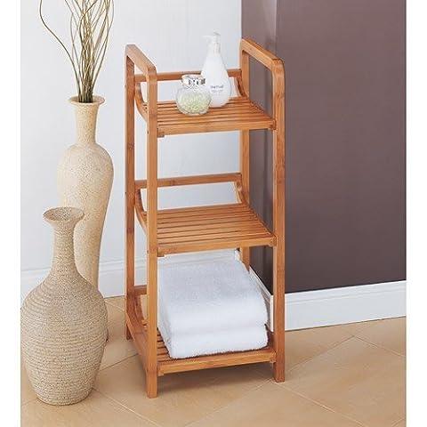 bathroom 3-Tier Tower, 3 shelf, 12