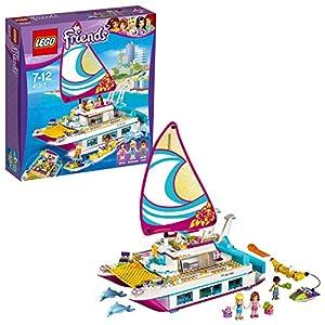 LEGO- Friends Il Catamarano, Multicolore, 41317 5702015866460 LEGO