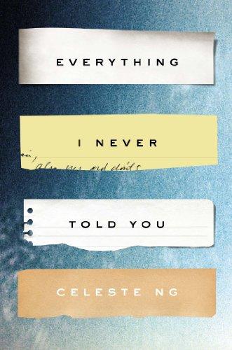 Buchseite und Rezensionen zu 'Everything I Never Told You: A Novel (Alex Awards (Awards))' von Celeste Ng