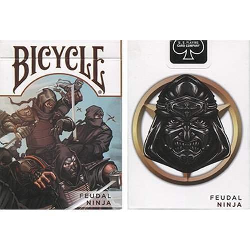 Bicycle Feudal Ninja Deck by Crooked Kings - Kartenspiele - Zaubertricks und Magie