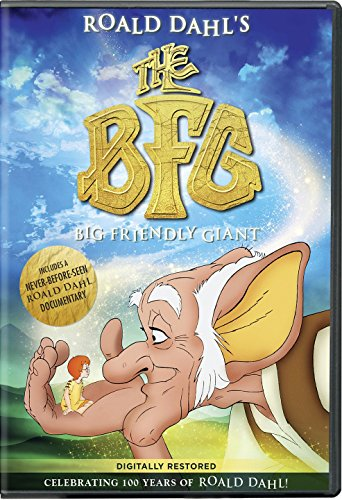 Roald Dahl's The BFG (Big Friendly Giant)^Roald Da