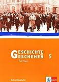 Geschichte und Geschehen 5. Ausgabe Sachsen Gymnasium: Schülerband Klasse 9 (Geschichte und Geschehen. Sekundarstufe I)