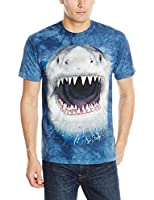 Wicked Nasty Shark T Shirt Adult Unisex The Mountain