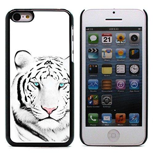 Graphic4You Baby Tiger Tier Design Harte Hülle Case Tasche Schutzhülle für Apple iPhone 5C Design #1