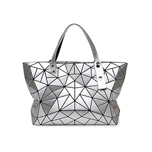 Geometrie Luxus Designer Marken Damen Handtasche geometrische Tasche Frauen Große Schultertasche