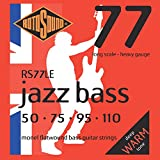 Best Flatwound Bass Strings - Rotosound Monel Heavy Gauge Flatwound Bass Strings Review