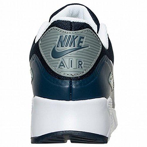 Nike Herren Air Max 90 Ultra Essential Turnschuhe odsidian weiß squadron blau cool grau 404