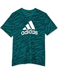 adidas ESS AOP tee, Camiseta de Tirantes para Hombre