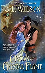 Crown of Crystal Flame (Tairen Soul) by C. L. Wilson (2010-10-26)