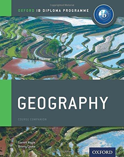 Ib course book: geography. Per le Scuole superiori. Con espansione online (Ib Course Companions)