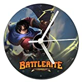 MasTazas Battlerite Raigon Horloge CD Clock 12cm