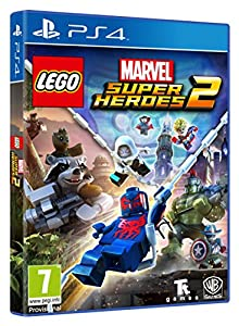LEGO Marvel Superheroes 2 (PS4) from Warner Bros. Interactive Entertainment