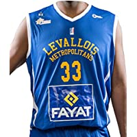 Bigsport Boris Diaw Maillot de Basketball Homme