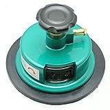 Pappe rund, 100qcm rund Reinigungstuch Probe Cutter für textile Stoff GSM Gewicht Cutter testgeräten, Textil Teppich Probe Cutter