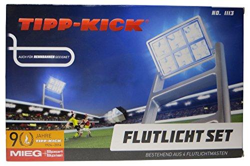 Preisvergleich Produktbild Tipp Kick 011133 - Flutlichtanlage mit 4 Masten