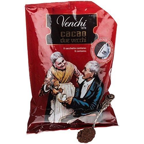 Venchi - Poudre de cacao épaisse pour chocolat chaud - 250 g