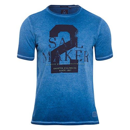 GAASTRA Herren T-Shirt Pilot 2 Indigo L